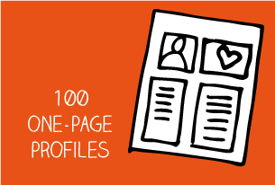 Visit 100 One Page Profiles